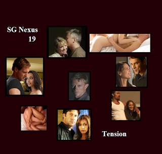 SGN Tension logo: Couples J&S, D&A, E&C, R&A
