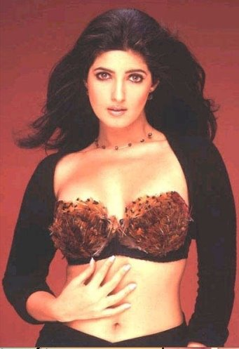 Twinkle Khanna Hot Wallpaper Still Sey