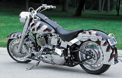 Harley Custom Fatboy Motorcycles