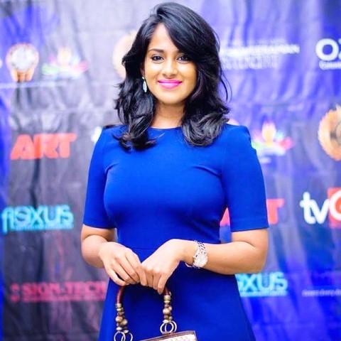 Kishani Alanki blue photos