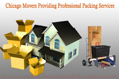 Chicago movers professional packing