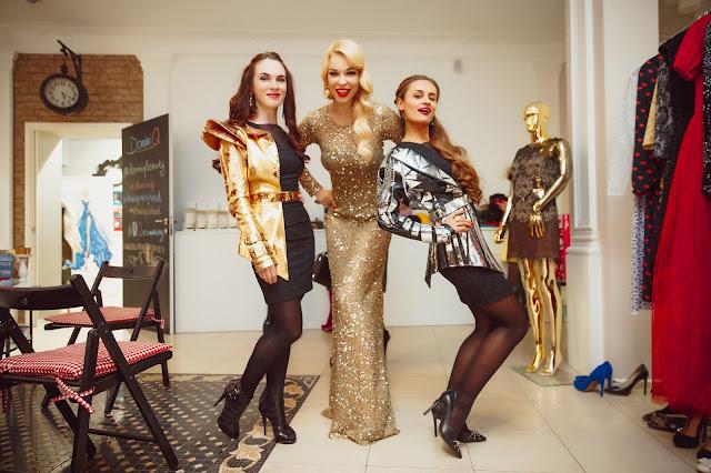 Золотая вечеринка RUSdesigners