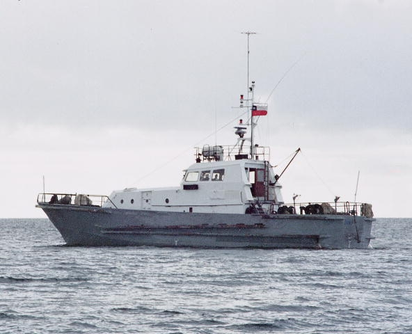 Fuerzas Armadas de Chile Yag%C3%A1n+LEP-1602