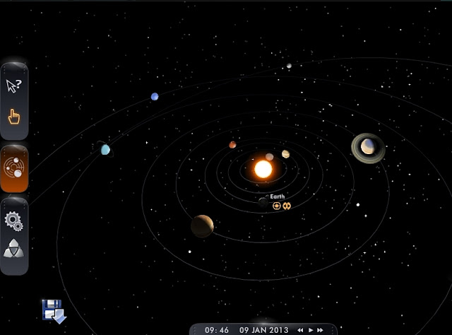Solar System alinhamento planetário, 2036, apophis, cruz no céu