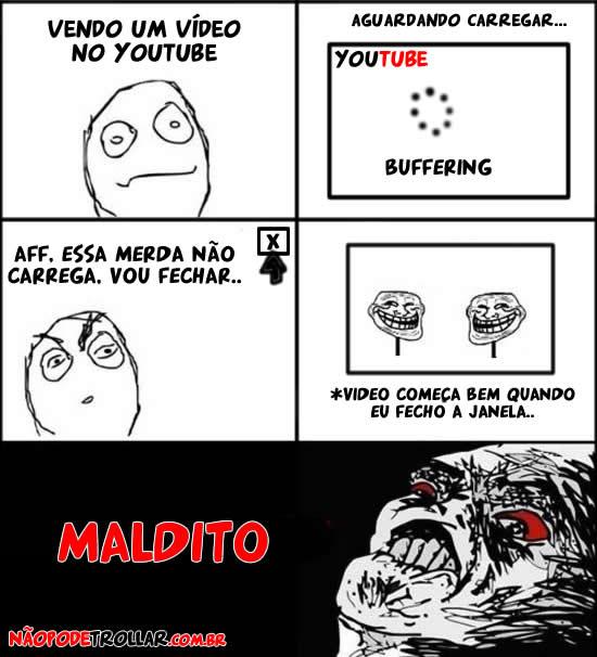 buffering youtube maldito