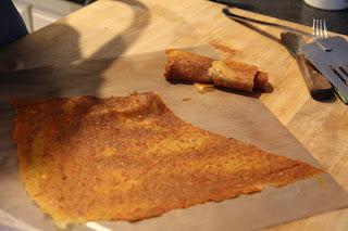 Nicolle's Originals: Recipe: Persimmon Fruit Leather (Raw)