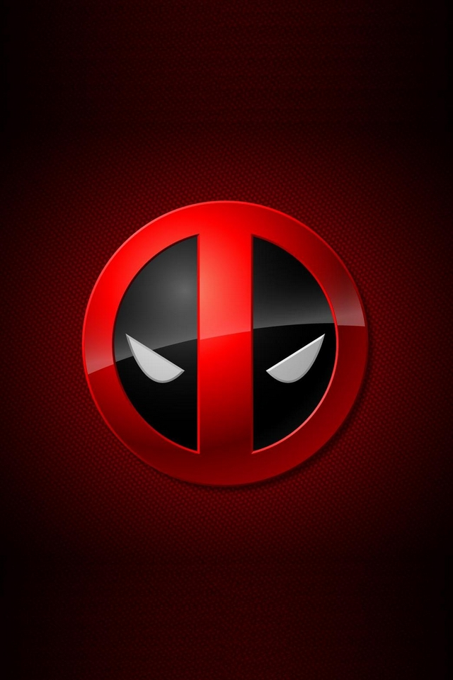 Deadpool logo - Download iPhone,iPod Touch,Android ...