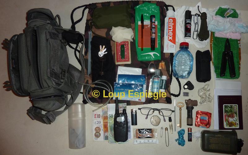 """Mon sac pour """"aller à la ville"""" (et en revenir en un seul morceau) UrbanEDC_04"""