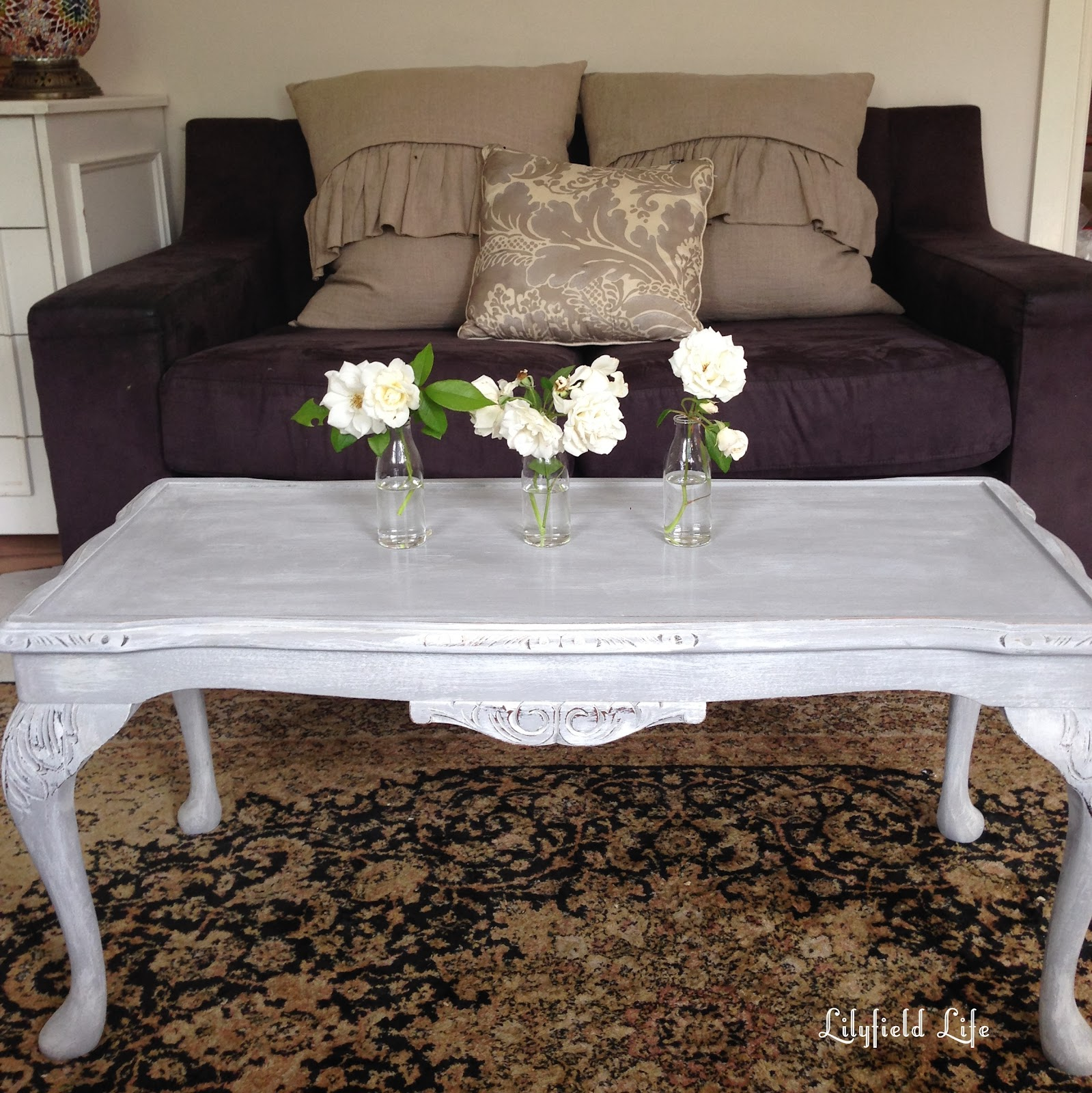 Lilyfield Life Get the look Dry Brush French Style Coffee Table