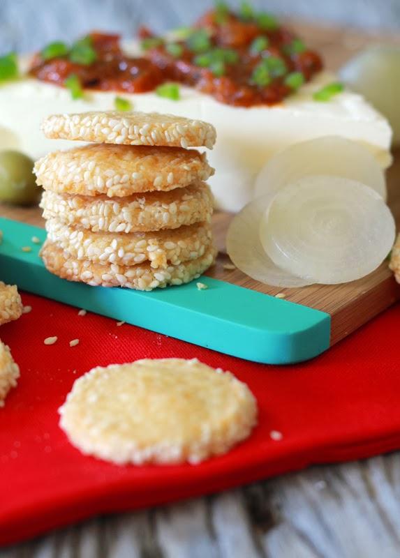 how to make plain crackers