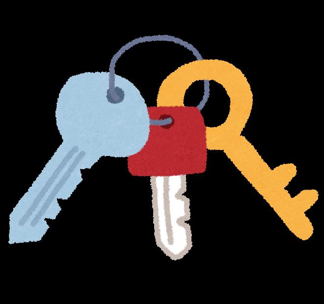 「イラスト 無料 鍵」の画像検索結果