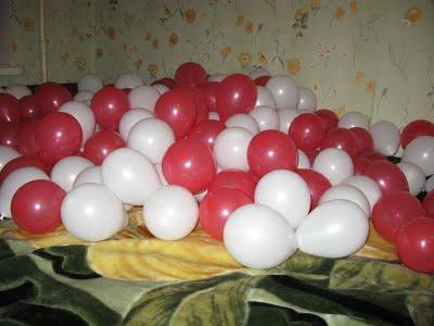 كيف تصنع العامود الحلزوني من البالونات-منتهى