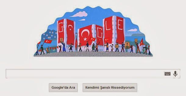 29 Ekim Google doodle