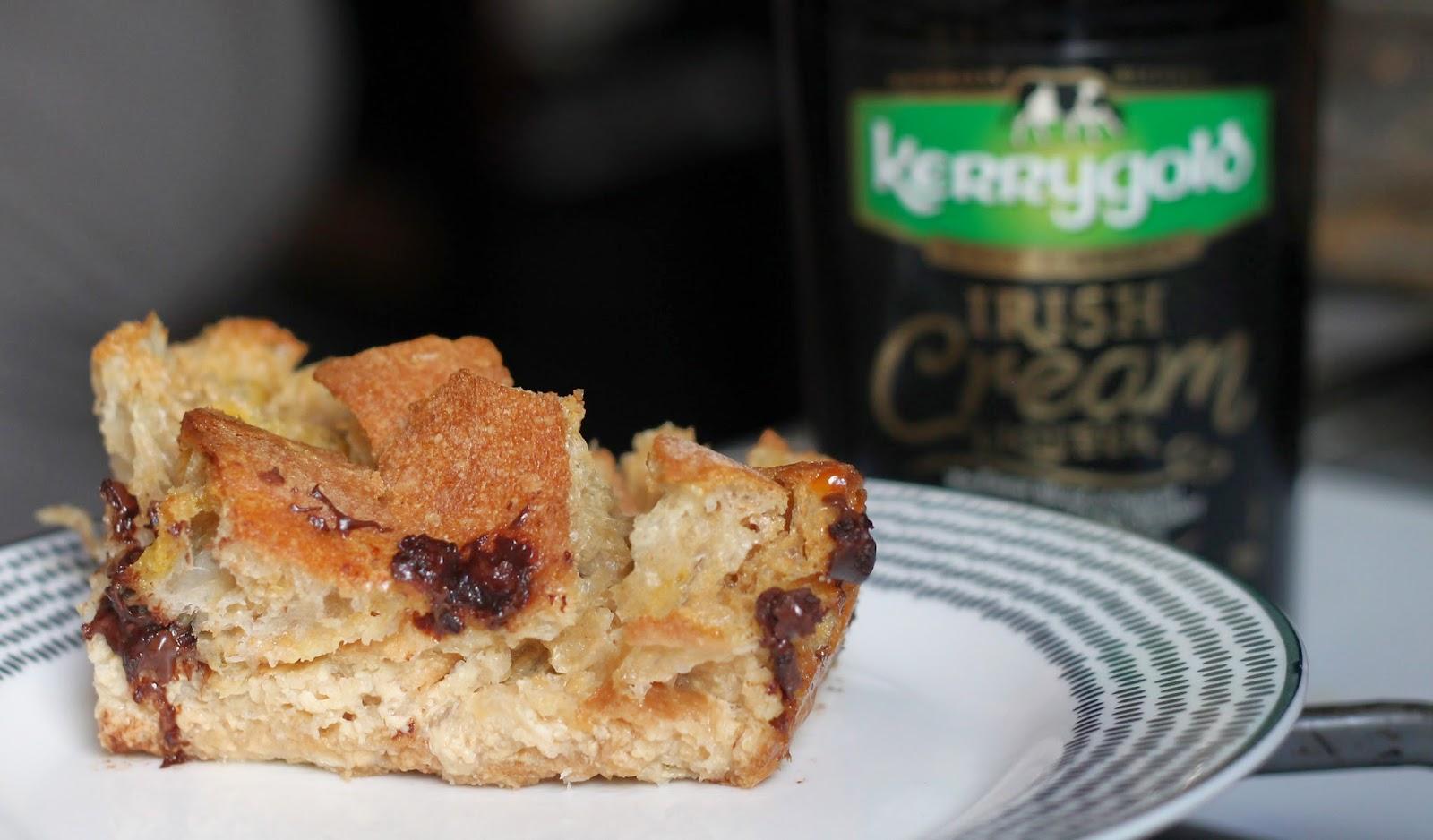 kerrygold irish cream, bailey's french toast, baked french  toast, brunch recipes, easy brunch recipes, easy french toast