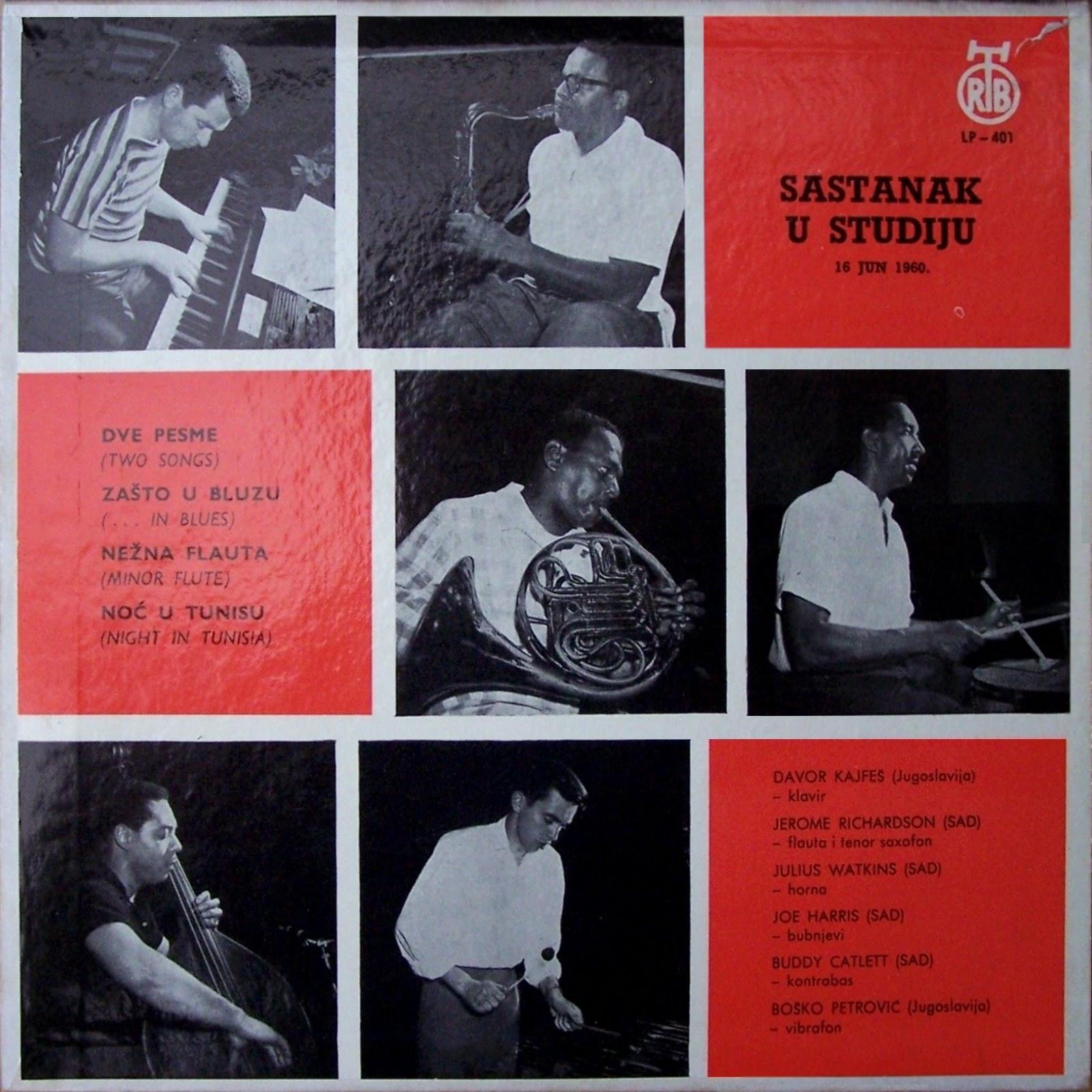 Boško Petrović Quartet - Tiffany Girl