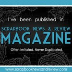 Scrapbook News and Review Volume #7, Issue #3