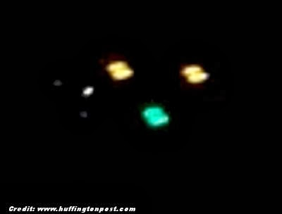 Triangle-Shaped UFO Photographed While Hovering Over Home - Vineland, New Jersey 11-21-13