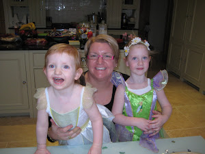 Me and my beautiful fairy-girls!