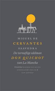 De vernuftige edelman Don Quichot van la Machna cover