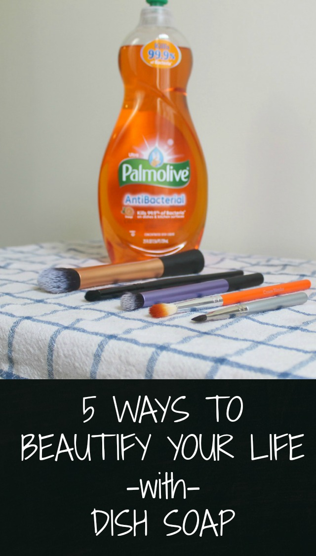 5 Ways to Beautiful Your Life with Palmolive Dish Soap #Palmolive25Ways #CBias #CollectiveBias