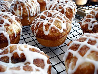 Cinnamon Roll Muffins