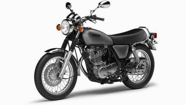 Yamaha SR400 2014, Moge Modern Klasik Terbaru | Harga, Spek dan Foto