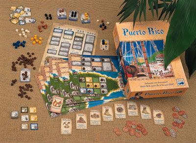Juegos de mesa puerto rico for Puerto rico juego de mesa