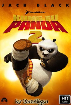 Kung Fu Panda 2 [1080p] [Latino-Ingles] [MEGA]