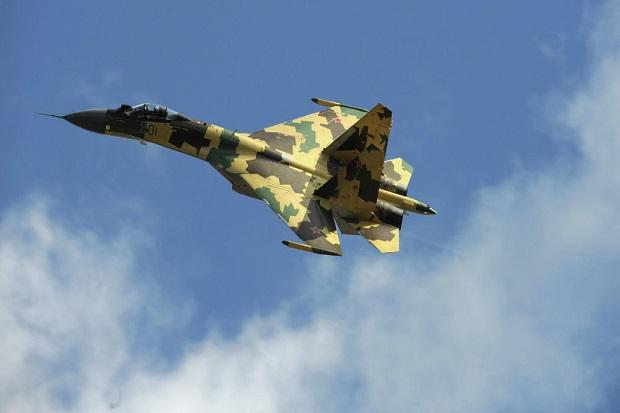 Pemerintah Indonesia Masih Pikir-pikir Beli 32 Jet Tempur Su-35 Rusia