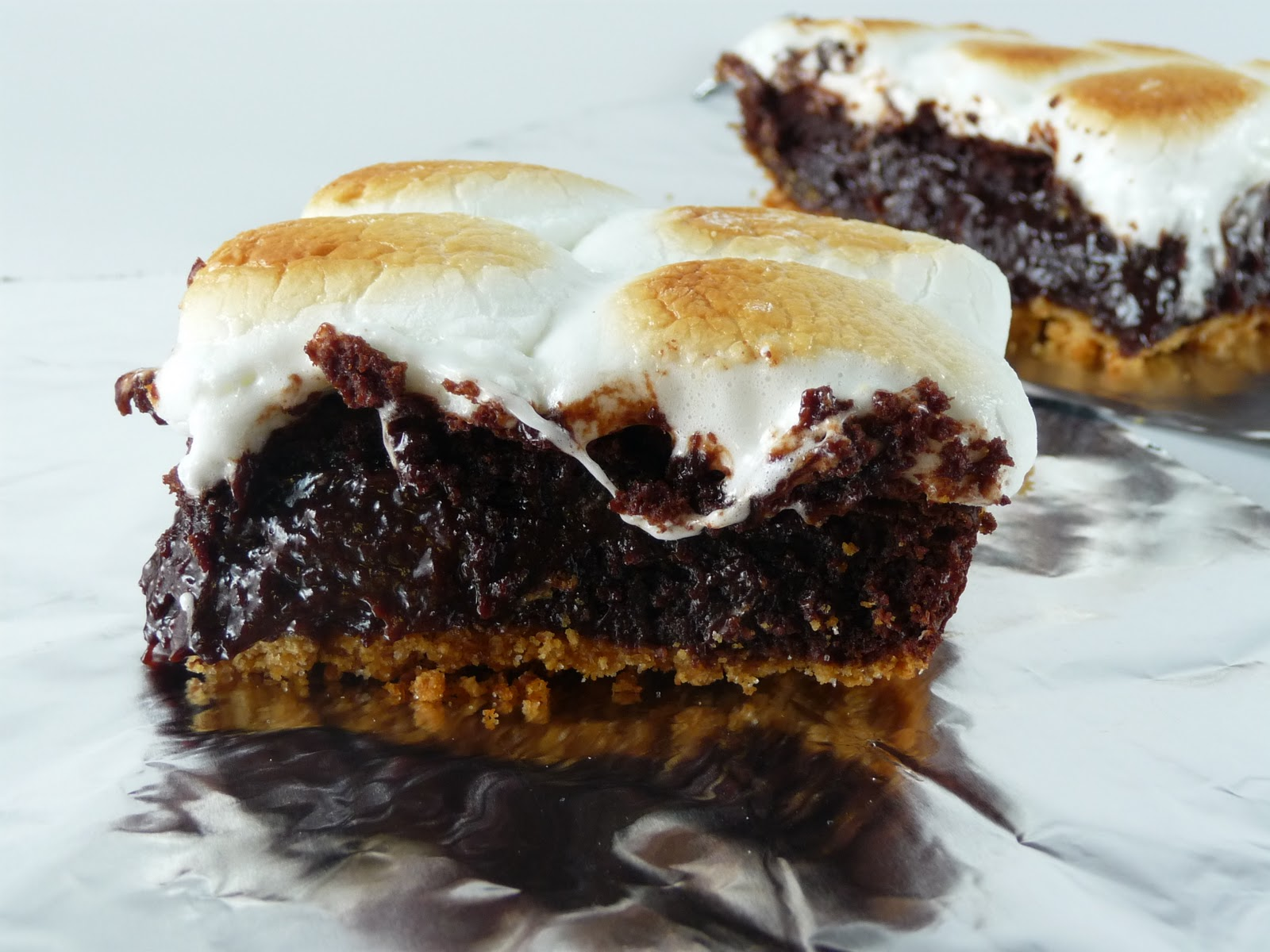 i wrestled a cupcake once: National S'mores Day