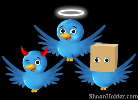 Social Media : The Good, The Bad & The Ugly Twitter Bird