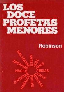 George L. Robinson-Los Doce Profetas Menores-