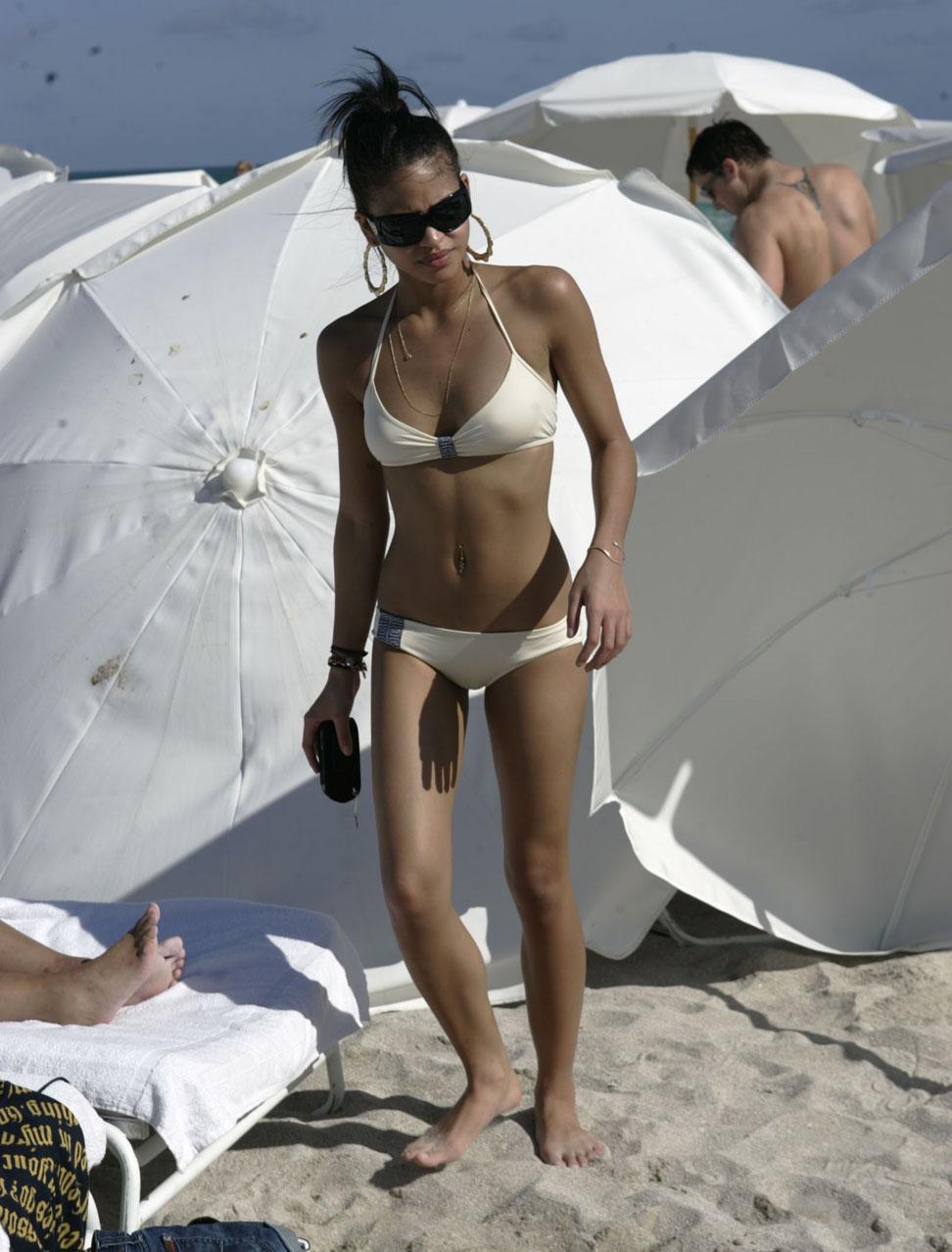Love cassie ventura bikini pics wish was