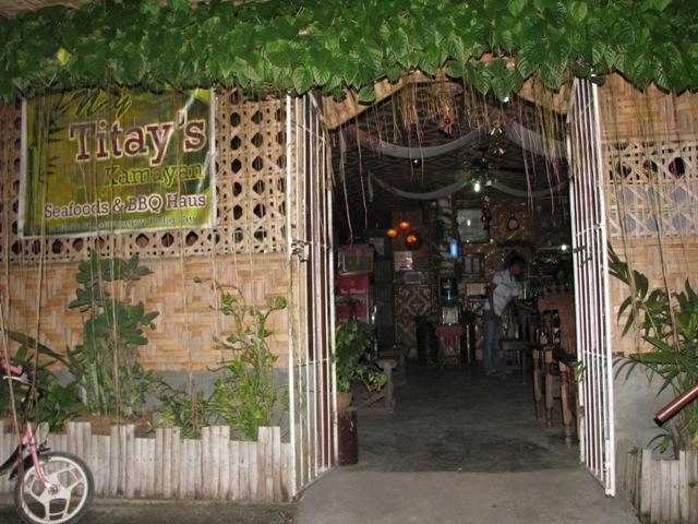Titay's Kamayan Restaurant, bislig restaurant, kamayan restaurant bislig, bislig seafood restaurant, budget restaurant in bislig, bislig seafoods