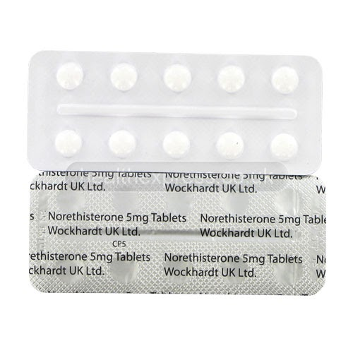 Taking norethisterone to delay period