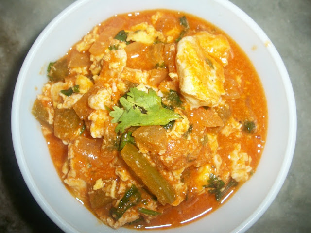 15 Minutes Egg Curry