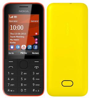 Nokia 207 Nokia 207, Ponsel Mungil Harga Murah Ada WhatsApp