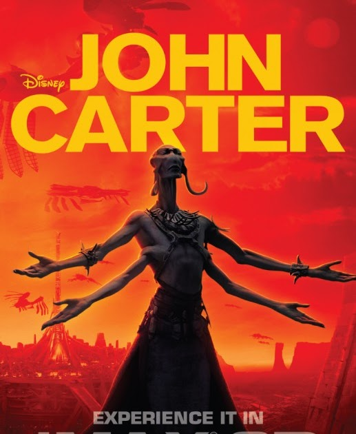 Avatar 2 Movie Trailer: John Carter Trailer: John Carter Movie Poster