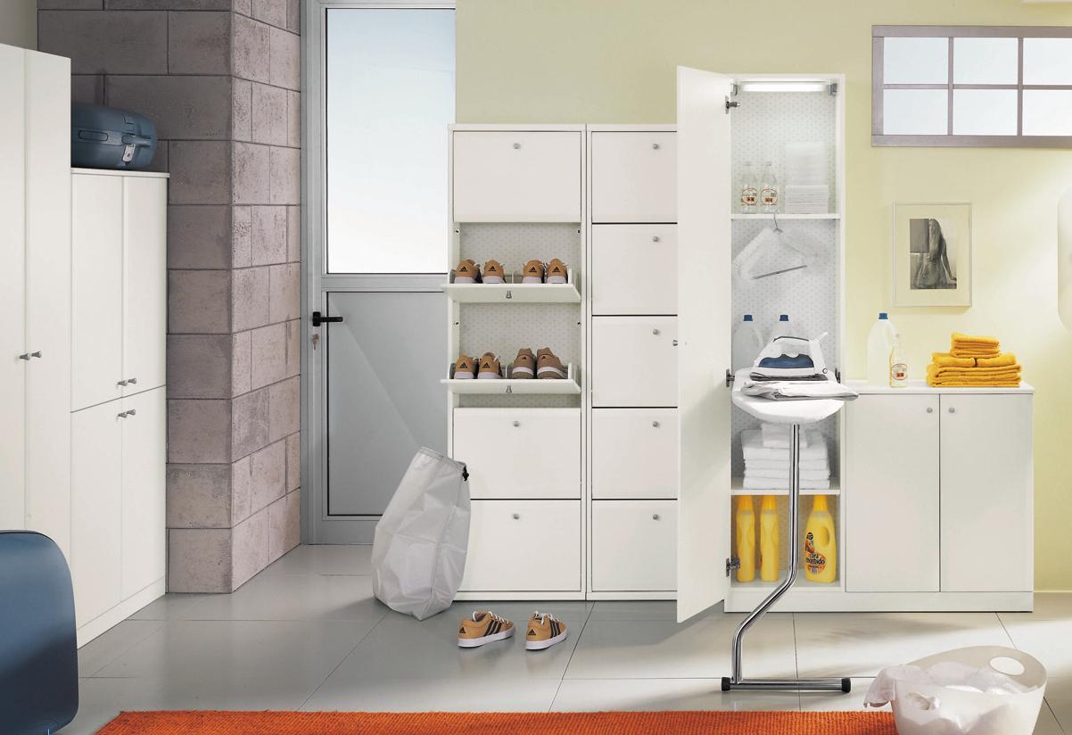 20metriquadri: idee per dispensa e lavanderia