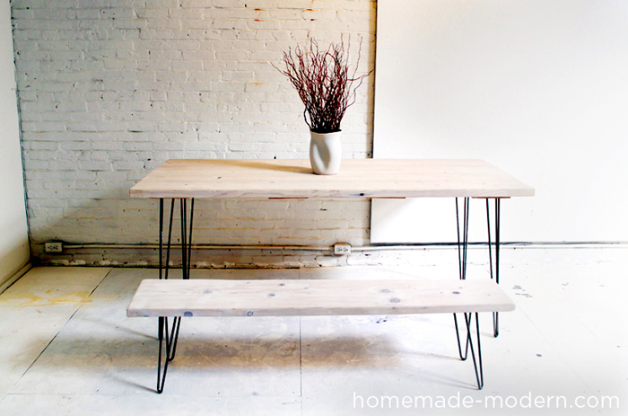 6 diy tables to try luxury furniture for Home depot kitchen table