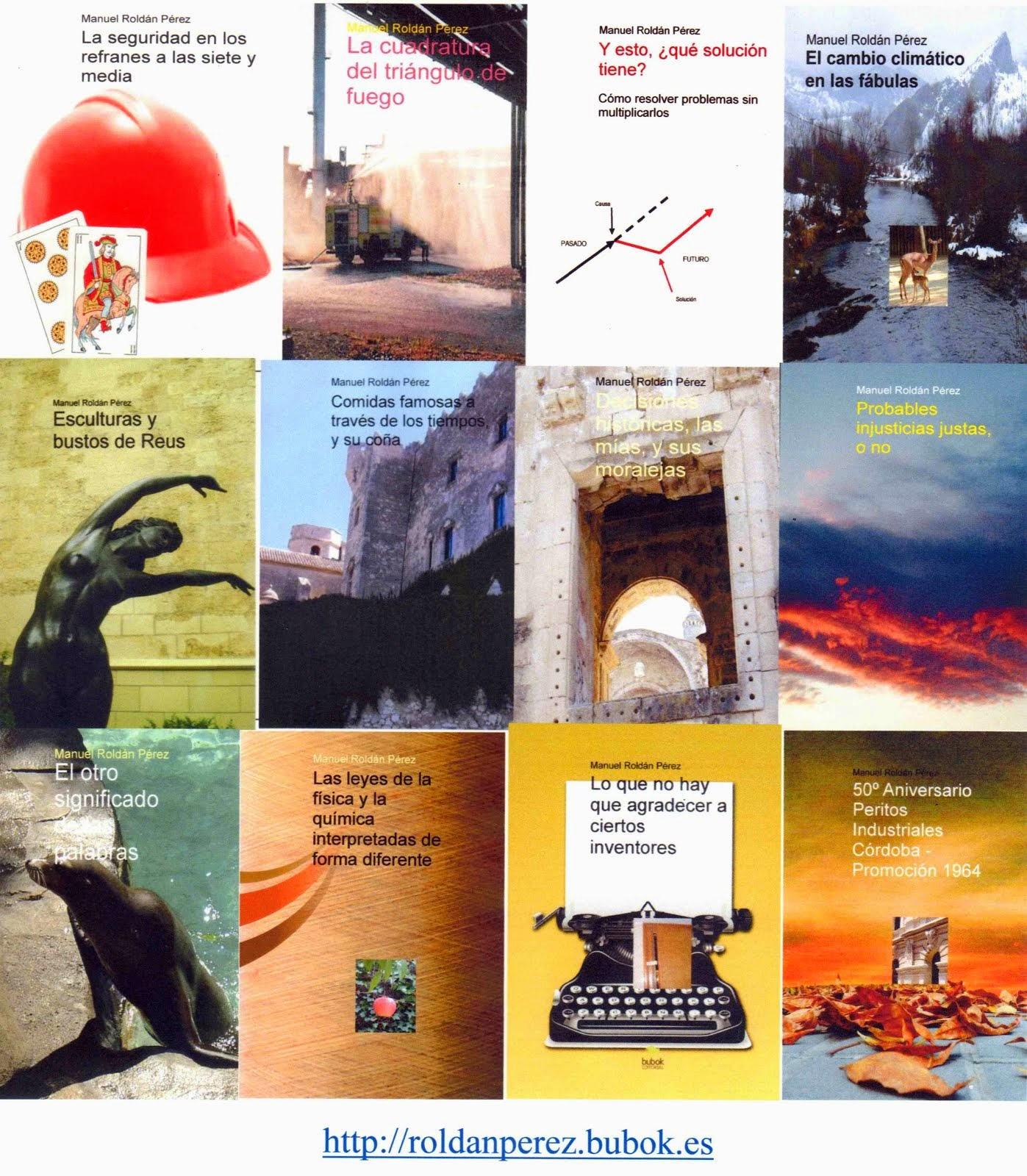 Algunos libros del autor