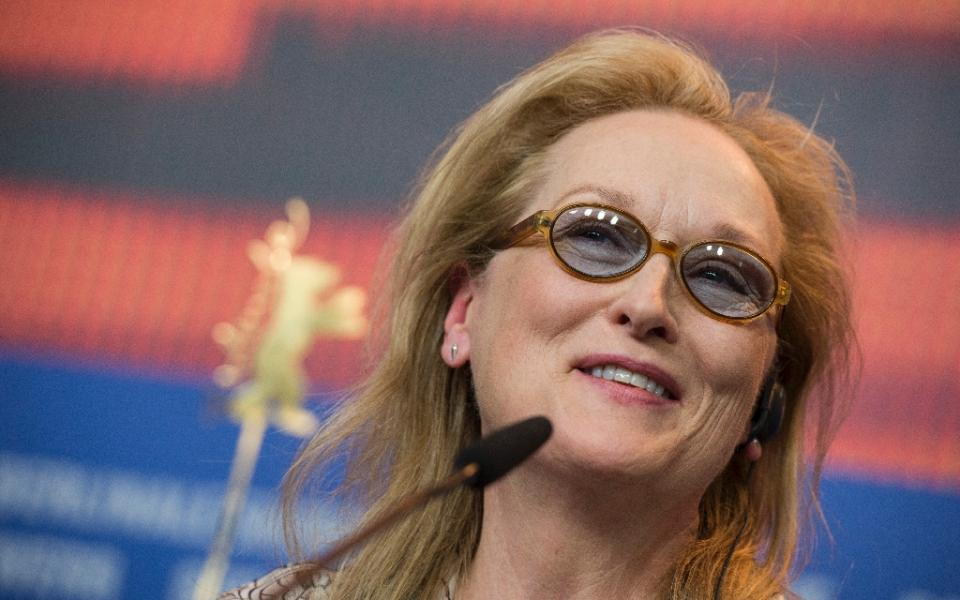 Meryl Streep blasts white male studio bosses over diversity