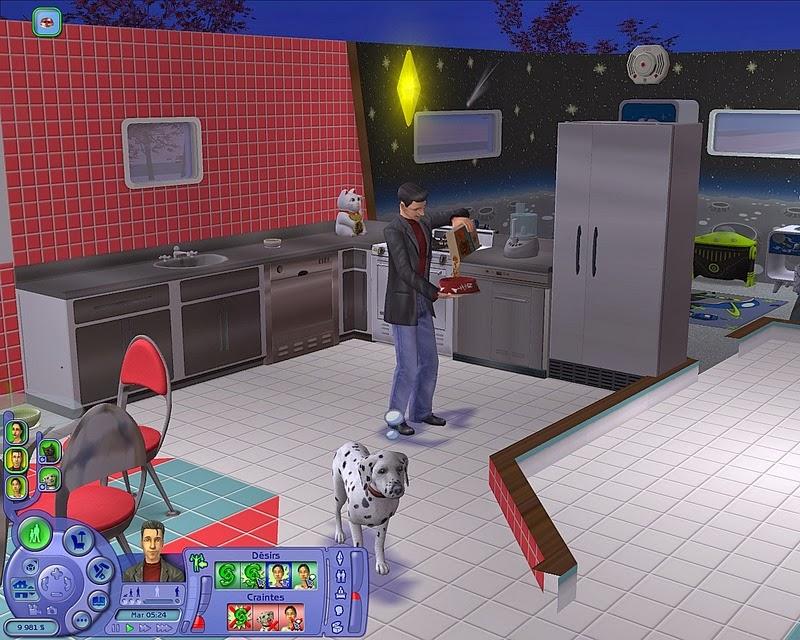 احدث العاب الفكاهة والاثارة The Sims 2 Pets كاملة حصريا تحميل مباشر The+Sims+2+Pets+2