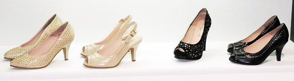 Zapatos 2014. ZApatos primavera verano 2014 Alfonsa Bs As.
