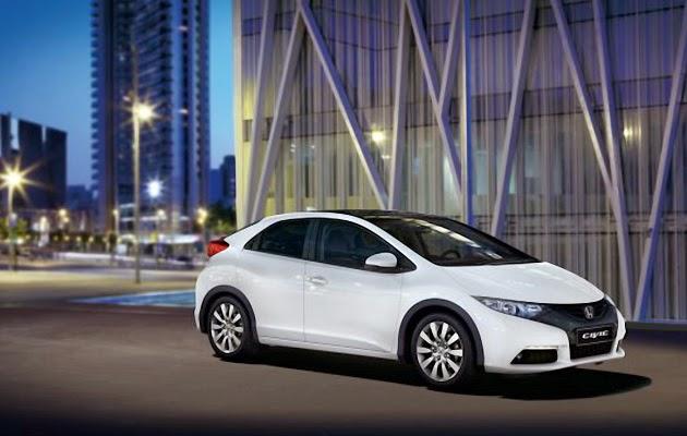 Fotografie oficiala Honda Civic 5D
