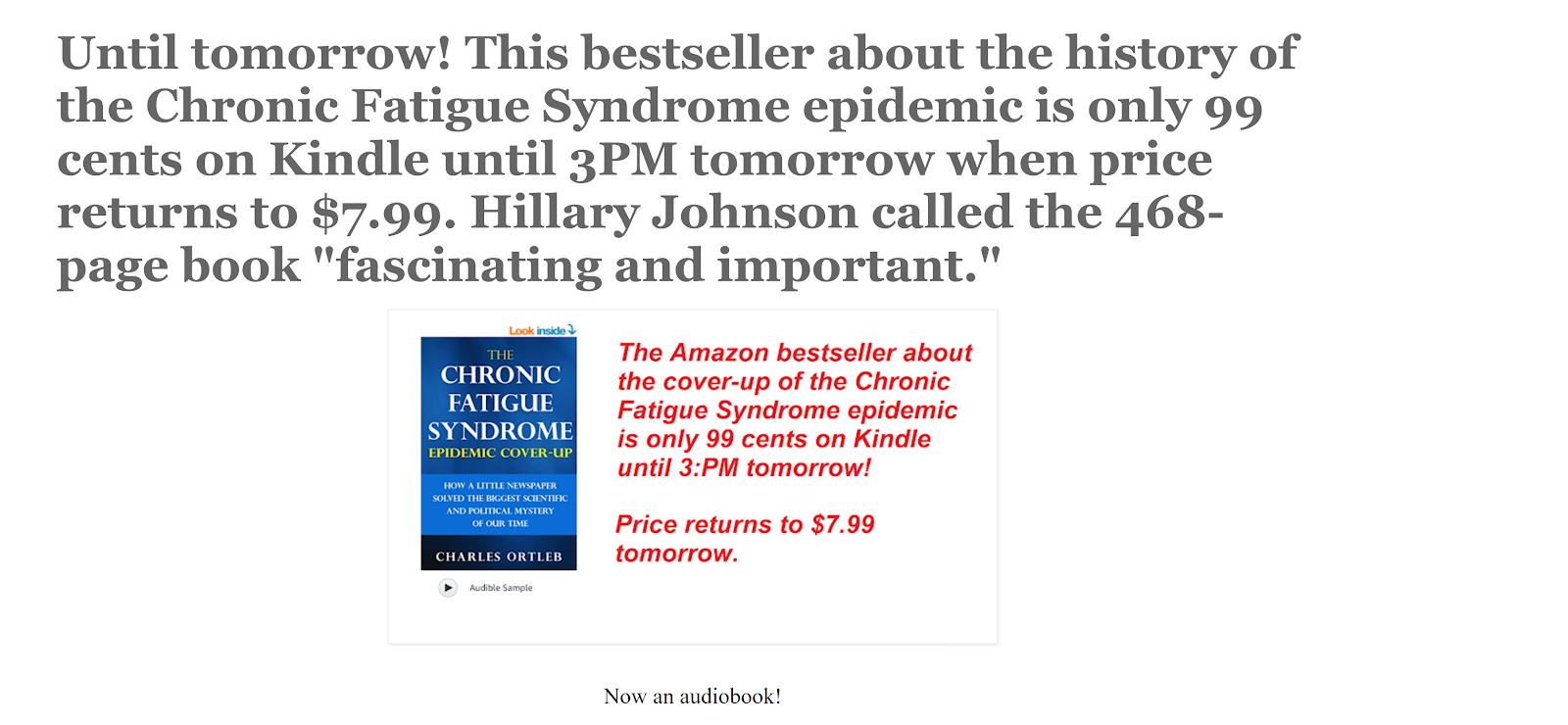 CFS book sale