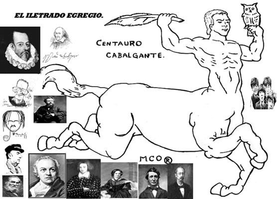 EL ILETRADO EGREGIO.