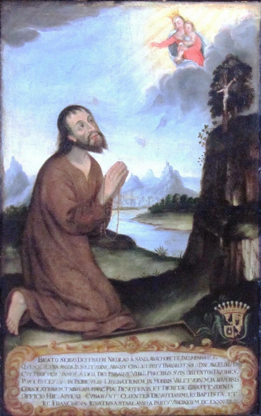 S. Nicolas de Flüe