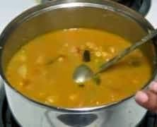 Tamil Recipe - Simple Veg Kurma