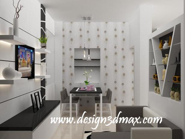 Jasa Desain Autocad Desain Interior Rumah Minimalis